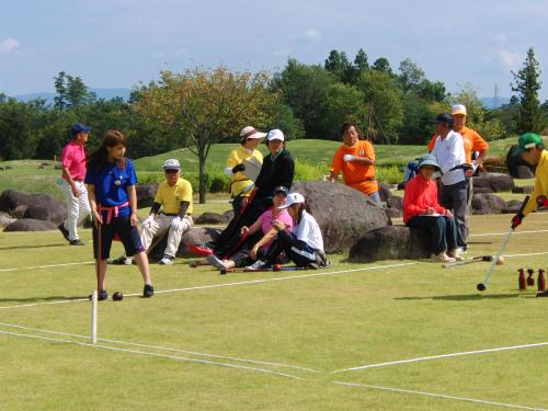 日本オープン木球大会4